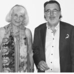 Elisabeth Hilpert und Roger Riwar